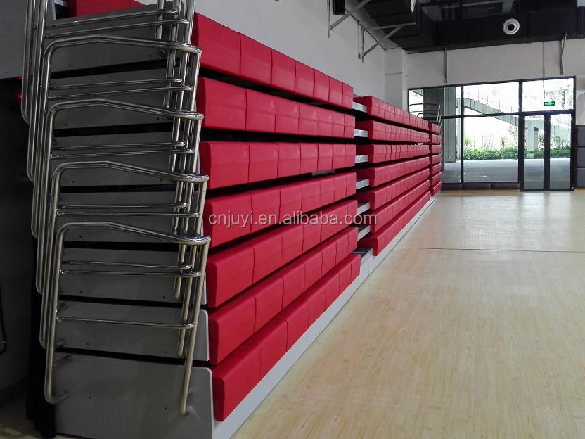 Jy-750 China Supplier Baseball Movable Basketball Bleacher Chairs ...