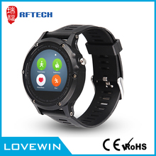 HOt sale 2016 bluetooth android wear smart watch Shenzhen Factory