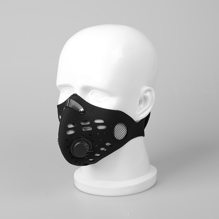 Neoprene Mouth Guard,Sport Mask Type Outdoor Sport Mask With Carbon Filter - Buy Mouth Guard