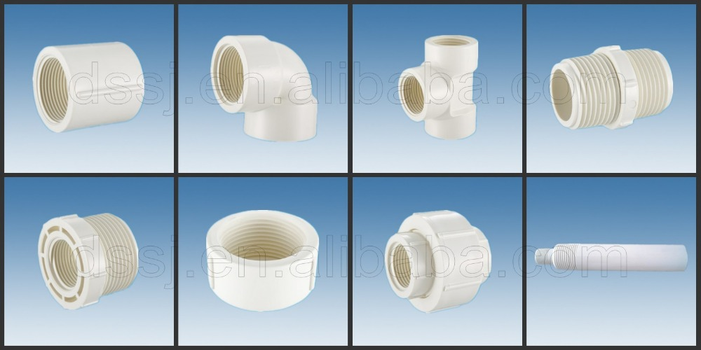 Fitting Reducing Pvc Fitting Name Pvc Pipe Fittings For
