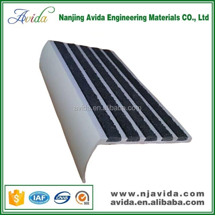 Abrasive Metal Stair Nosing For Tile, Abrasive Metal Stair Nosing For Tile  Suppliers And Manufacturers At Alibaba.com