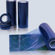 Surface Protection China Blue Film PE Plastic Film