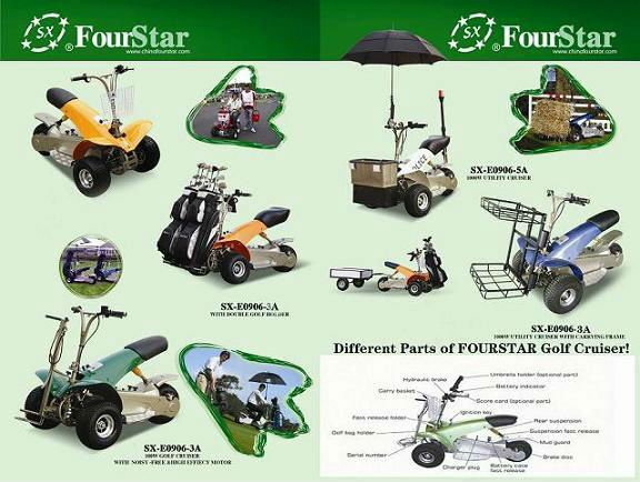 1000w golf carts with high qualityfor best selling