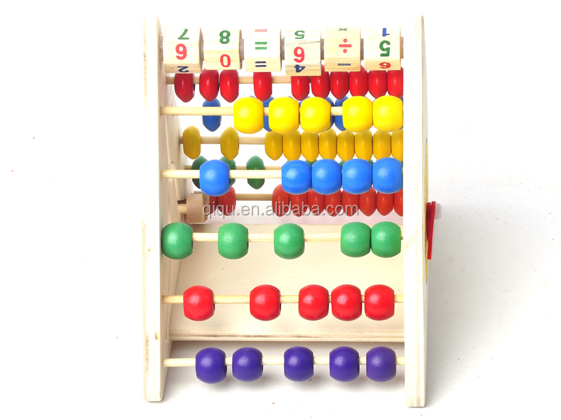 New Abacus Maths Teaching Aids Abacus Counting Teaching Aids Toys ...