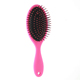 Xinlinda brand wholesale custom logo acceptable high quality hair brush wide tooth comb hair straightener comb