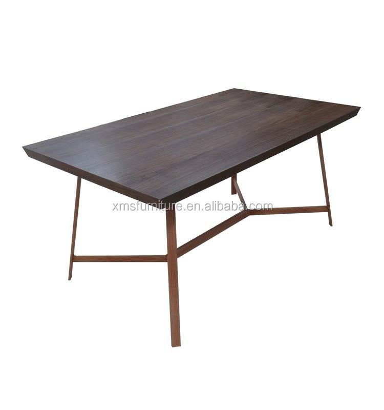 new style dining room furniture 12 seater mdf veneer