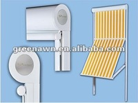 Sliding Window Awning Components / Sliding Rail Active Arm