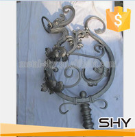 cast iron decorative products, wrought iron models for fence