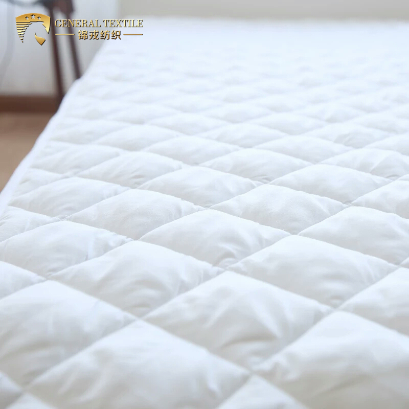 100% microfiber Mattress pad Wholesale Cheap Hotel Fitted Mattress Protector