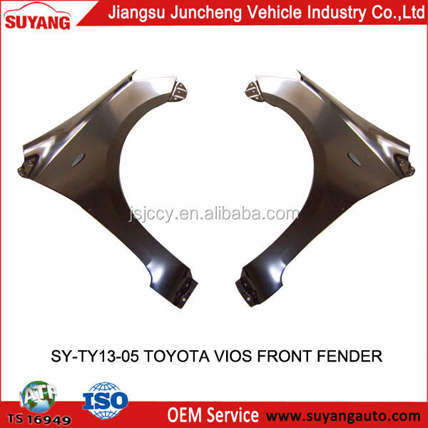 Toyota VIOS New Model Front Fender Auto Body Kits/Parts