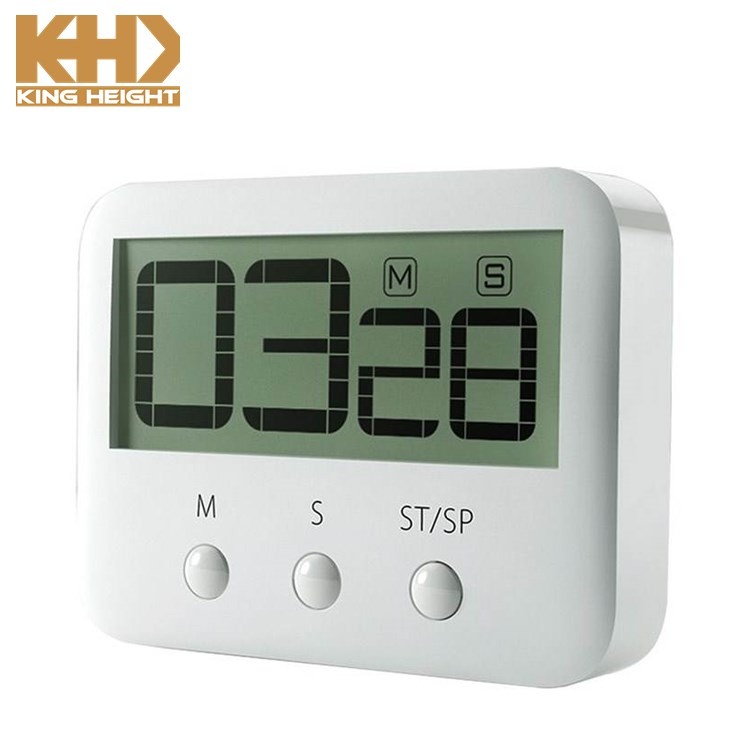 KH-TM024 KING HEIGHT China Custom LCD Digital Mini Countdown Timer