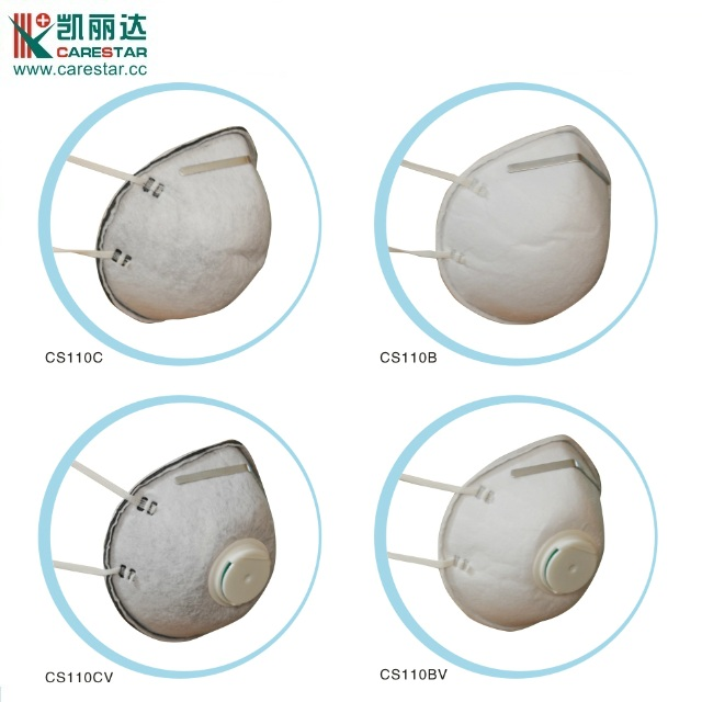 n95 3m 9010 particulate respirator dust mask