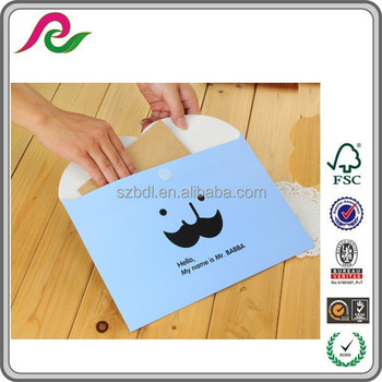 Chinese Wholesale Paper File Folder Professional School File ...