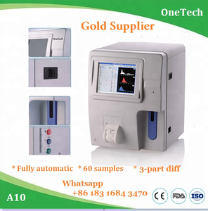A10 Whole sale price 3 diff Fully Automatic blood cell counter/ Hematology  Analyzer/FBC machine