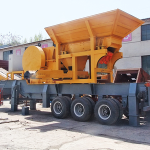 Track mobile jaw crusher plant china/crushing plant mobile jaw crusher