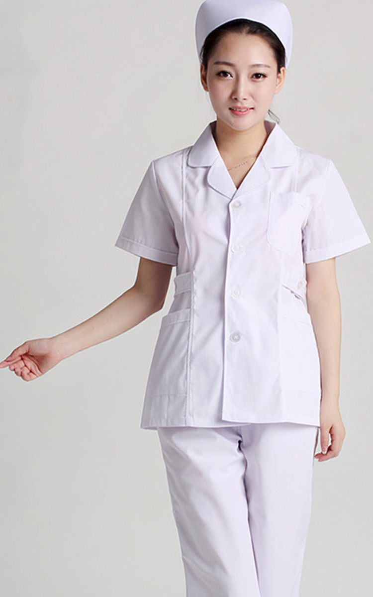 892fd335304 Manufacturer nurse hospital uniform design poly/cotton doctors scrub suits  female hospital doctor uniform