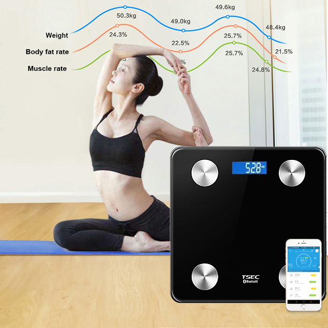 Yongkang price computing bluetooth <strong>scales</strong> Bluetooth APP High Precision Digital Bathroom Weighing Smart Body Fat Bmi Weight <strong>Scale</strong>