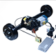 60v 2000w dc brushless motor two speed rear alxe controller for 2000kg cargo three wheel