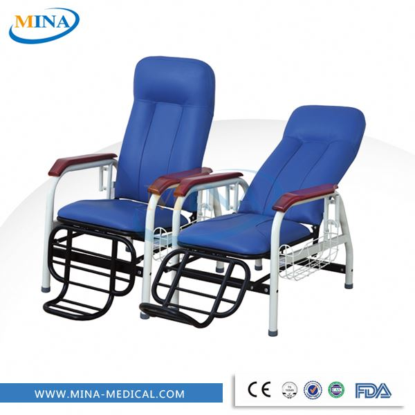 Mina s1 nuevo tipo hospital di lisis silla reclinable for Sillas para hospital