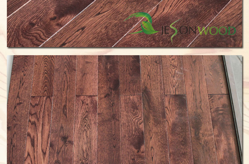Solid oak hardwood flooring prefinished unfinished hot for Solid oak wood flooring sale
