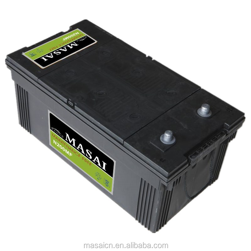 N150 MF BIG HEAVY DUTY TRUCK BATTERY
