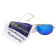 Logo digital printed microfiber lens cleaning cloth eyeglass cleaning cloth
