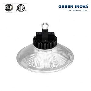 6 years warranty ETL cETL DLC listed hook mounted LED high bay