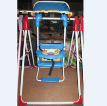 Outdoor Children Swing Toy Baby Swing with Canopy BM5601