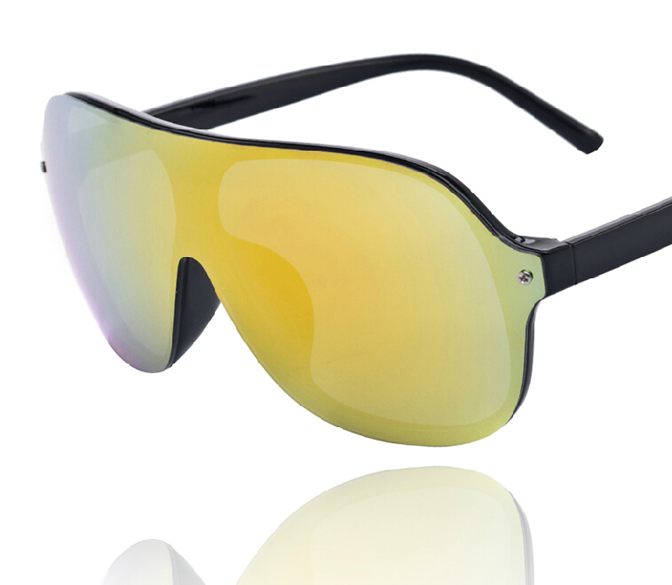 8c43b9cc2c Buy new Rimless reflective Sunglasses frames LF one-piece blue mirrored lens  Goggles Men sun shades gold silver UV400 UNISEX in Cheap Price on  Alibaba.com