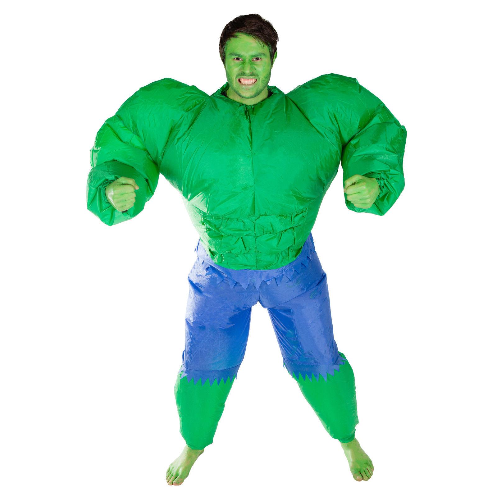 incredible hulk costume - HD1600×1600
