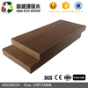 Landscape decoration bamboo wood flooring waterproof wpc flooring