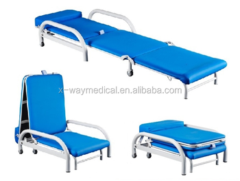 Portable hospital bed sickroom sleeping chair buy for Bed tech 3000