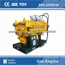 Chinesel Natural Gas Generator 500kW
