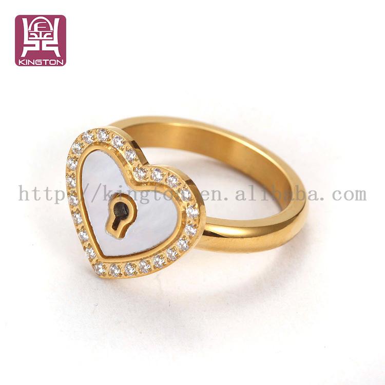 heart shaped engagement ring design gold models rings for women