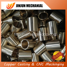 domestic use copper casting pipe car sleeves
