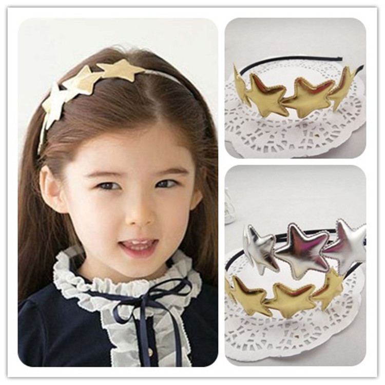 S61945A Cute Baby Boutique Headband Girls Hair Bands
