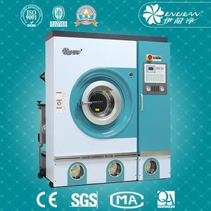 Hot sale 15 kg steam solvent recycling dry cleaning machine With Good Service