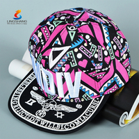 Fashion Top Quality Embroidered Promotion Custom Baseball Cap Promotion Cheap Custom Sport Cap