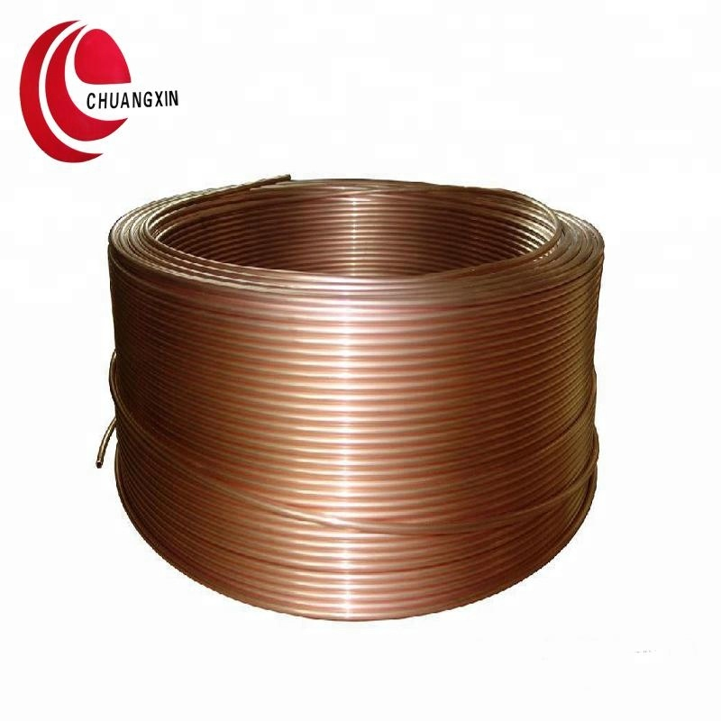 Bright Annealed Mueller Refrigeration Copper Tube Roll - Buy Copper Tube  Roll,Annealed Refrigeration Copper Tube,Mueller Copper Tube Product on