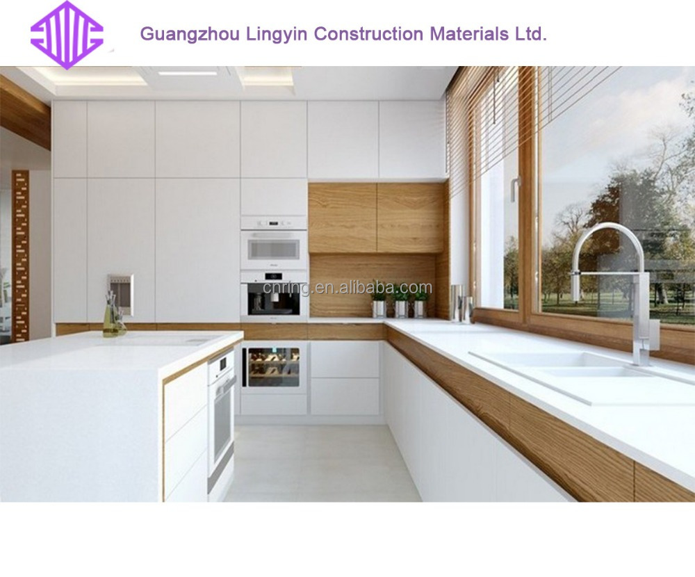 Simple Design Wooden Kitchen Furniture L Shape Kitchen Cabinet Buy