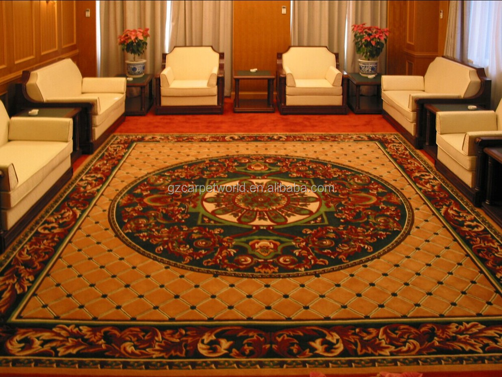 Modern Pattern Hand Tufted Wool Carpet Customized Handmade Made Prices