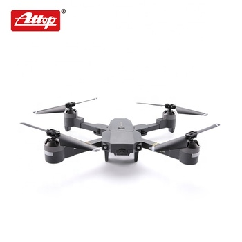 AR function 2.4G rc foldable altitude hold drone with camera wifi