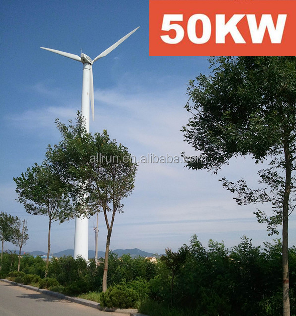Powerful cheap price wind power plant use 20Kw TO 50KW wind turbine generator