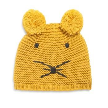 Großhandel Gelb Niedlichen Bären Ohr Großen Bauch Garn Häkeln Baby ...