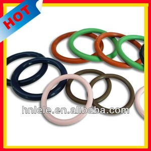 custom rubber o rings for jewelry made in china