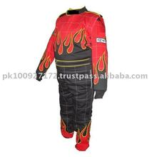 Double Layer Nomex SFi 3.2A/5 Suit with Flame Work