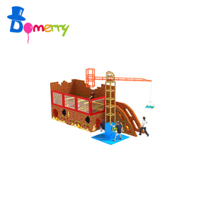 Good and New arrival kids play games indoor soft play playground set