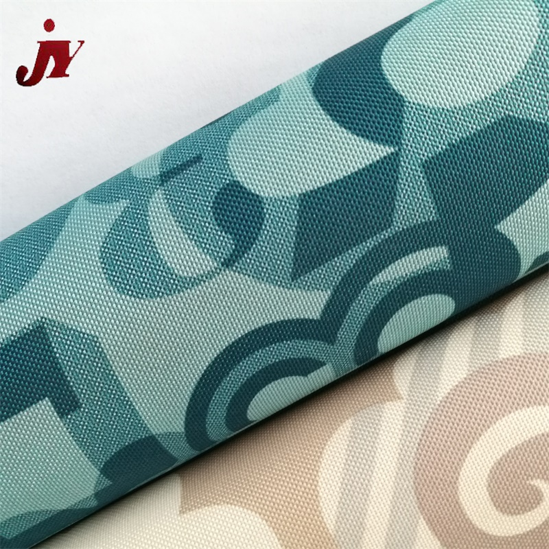 New products 100% polyester fabric oxford fabric Tecido de 210D ripstop oxford african print bangkok fabric