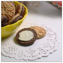Chocolate cream filled cracker biscuits chip cookies 10 kg
