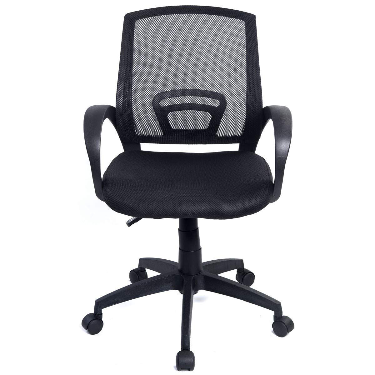 Ergonomic Mesh Computer Office Chair Chair Ergonomic Computer Office Massage Vibrating Executive Heated Desk 6 Leather Pu Racing Game New Home Race Point Black Car BESTChoiceForYou
